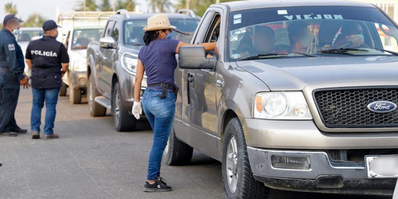 Piden a automovilistas extremar precaución por lluvias en la costa de Oaxaca | El Imparcial de Oaxaca