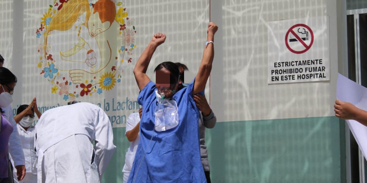 Preocupa discriminación a pacientes dados de alta por Covid-19 en Huajuapan | El Imparcial de Oaxaca