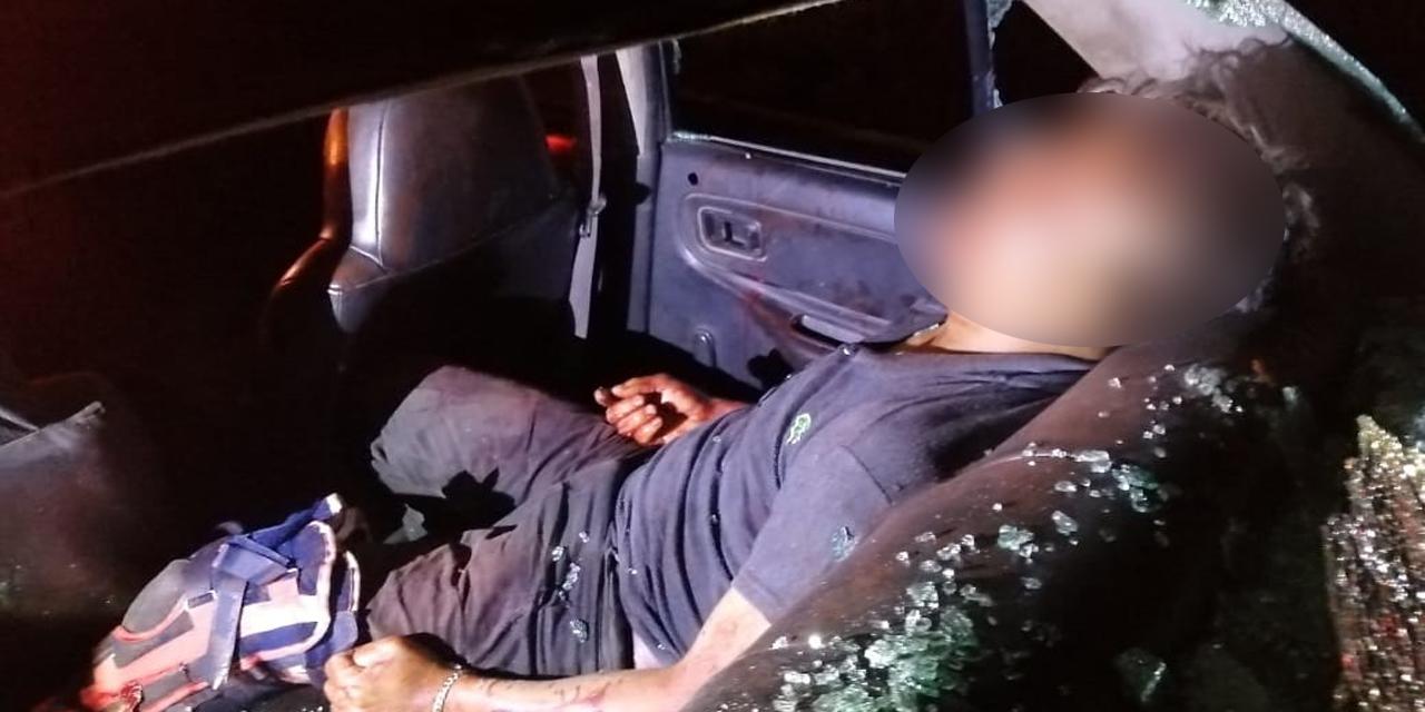 Ataque armado deja un muerto y 2 lesionados en Jalapa del Marquez   El Imparcial de Oaxaca