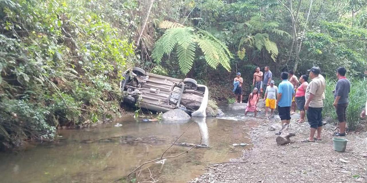Trágico accidente en la Sierra Mixe-Zapoteca | El Imparcial de Oaxaca