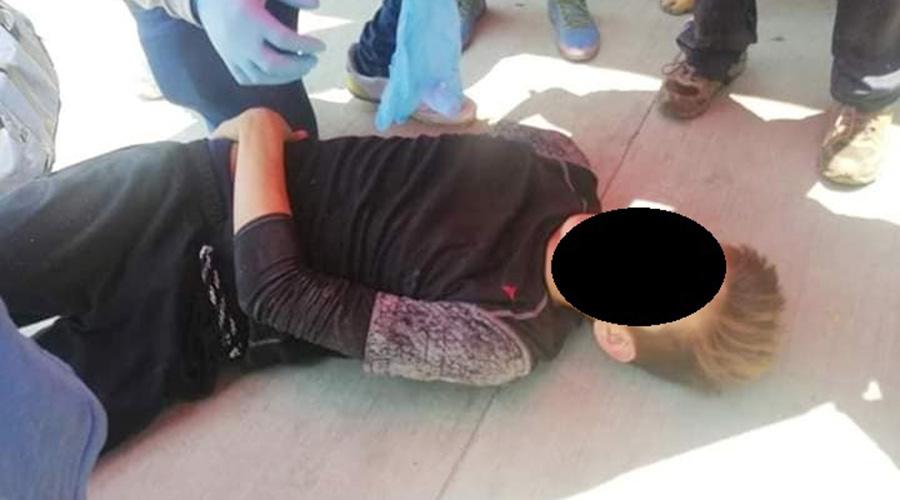 Jefa de la Policía Municipal se San Jacinto Amilpas embiste a un adolescente | El Imparcial de Oaxaca
