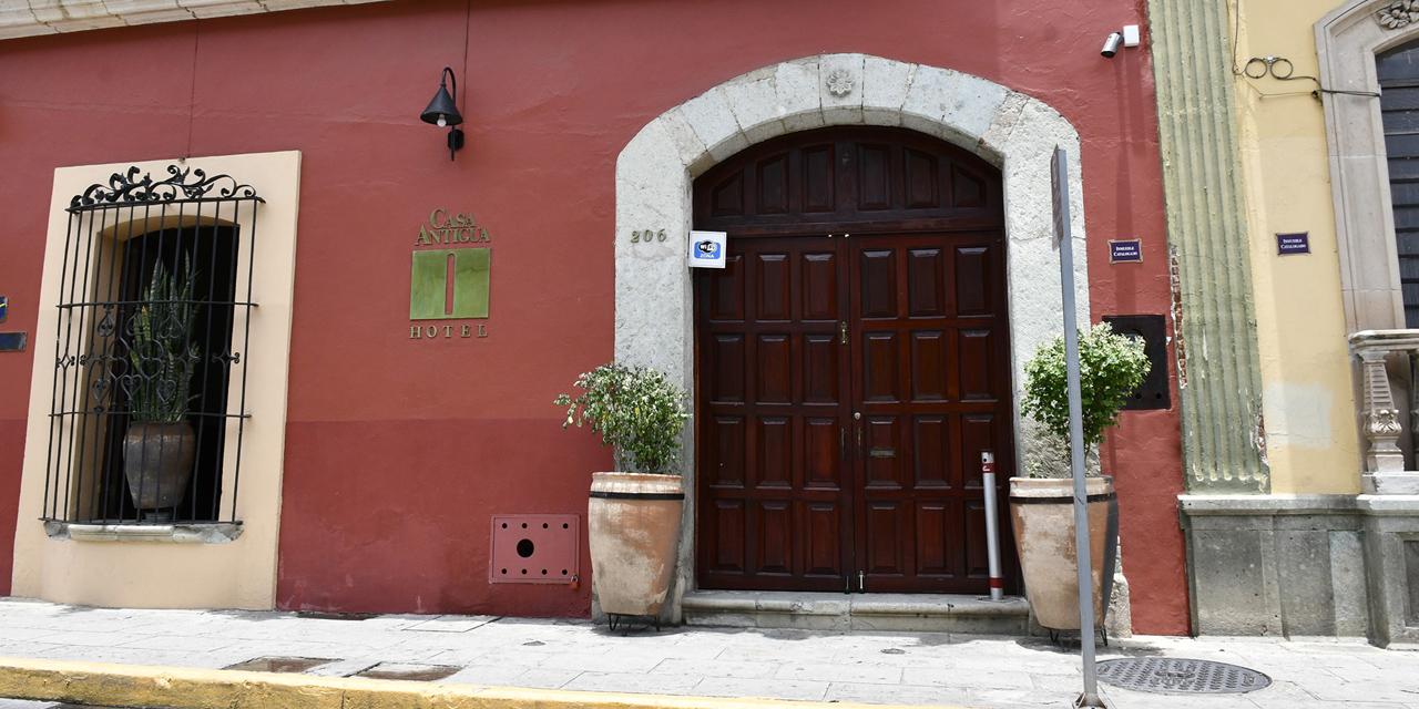 Sector hotelero ajustará medidas para reapertura en Oaxaca | El Imparcial de Oaxaca