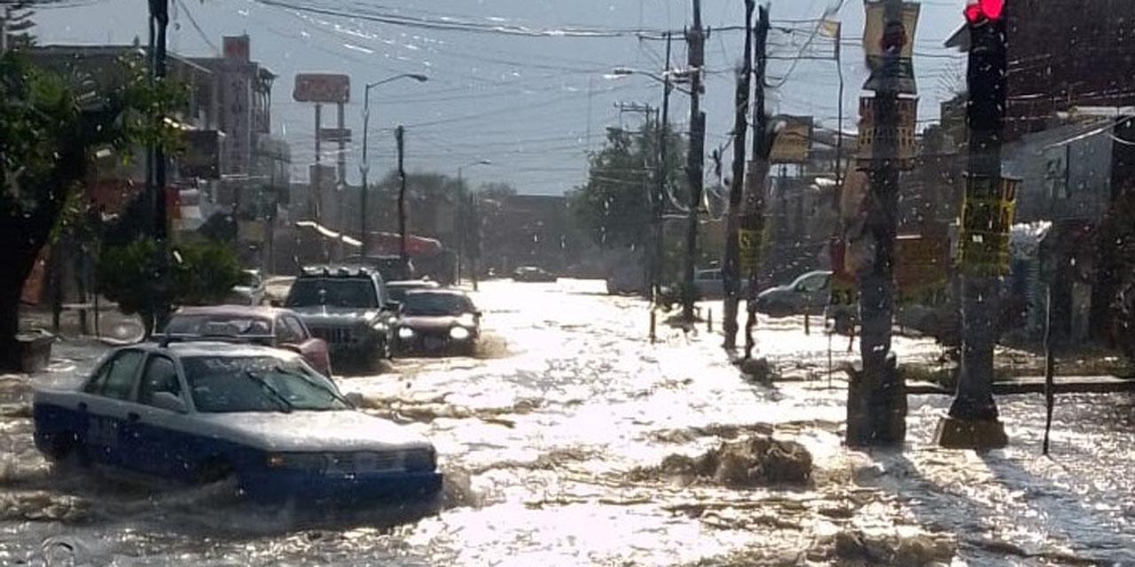 Ciclón tropical afectaría a Oaxaca   El Imparcial de Oaxaca