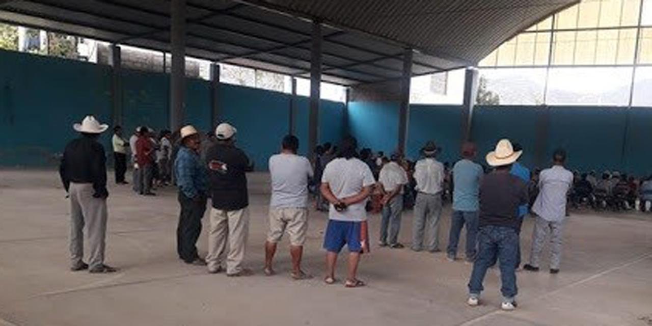 Elecciones extraordinarias en la Mixteca detenidas por Covid-19 | El Imparcial de Oaxaca