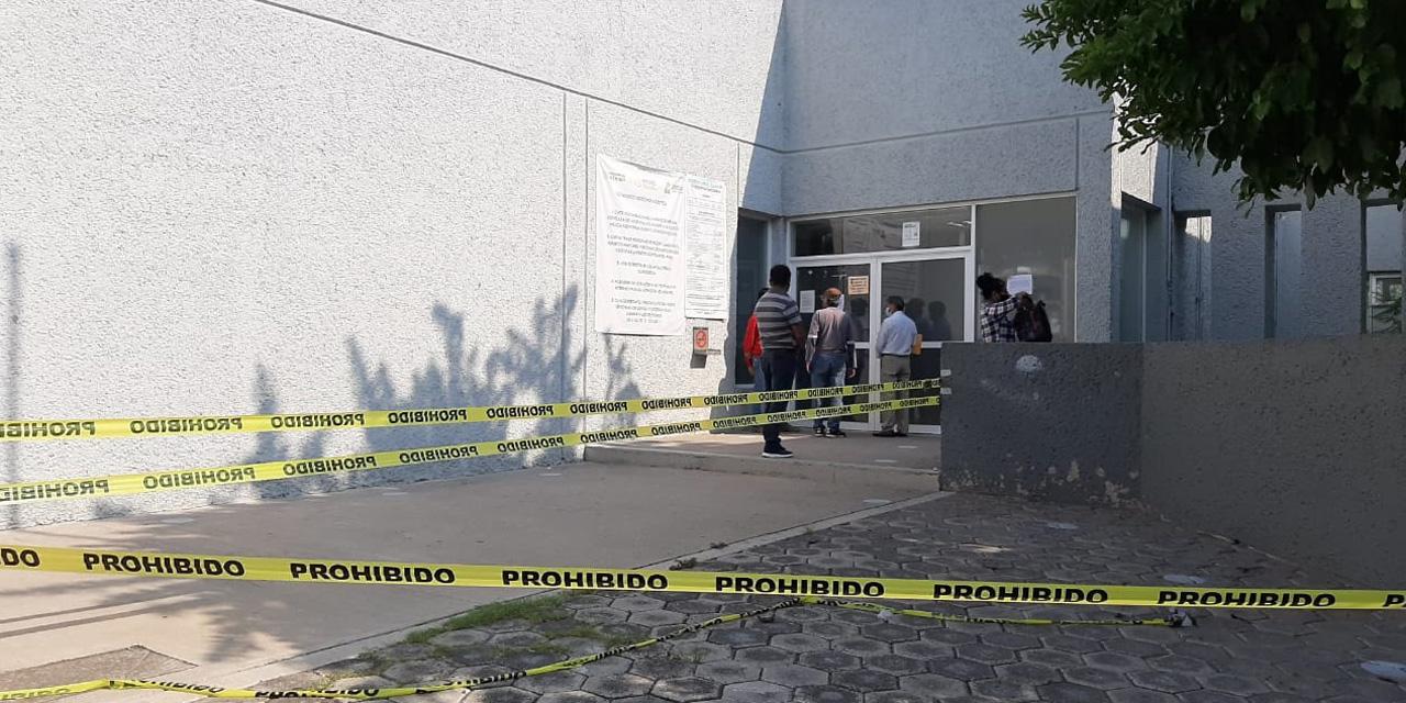 ISSSTE de Huajuapan reduce atención médica por posibles contagios | El Imparcial de Oaxaca
