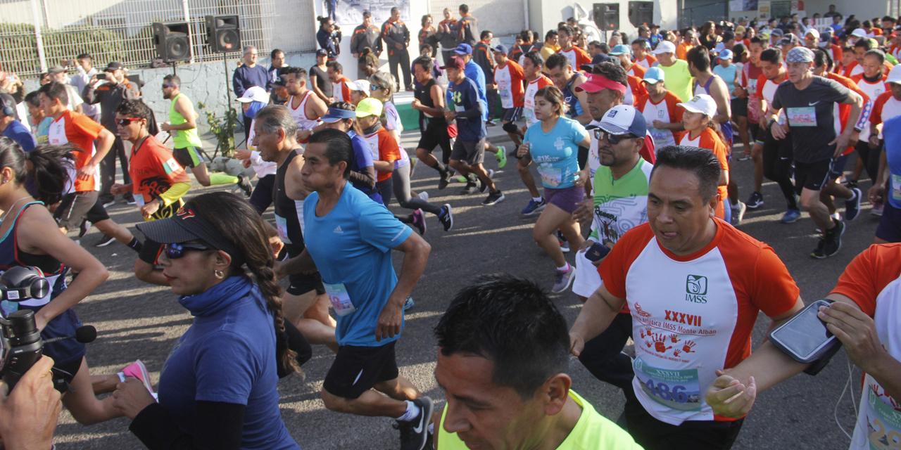 Medio Maratón en Oaxaca sería hasta septiembre | El Imparcial de Oaxaca