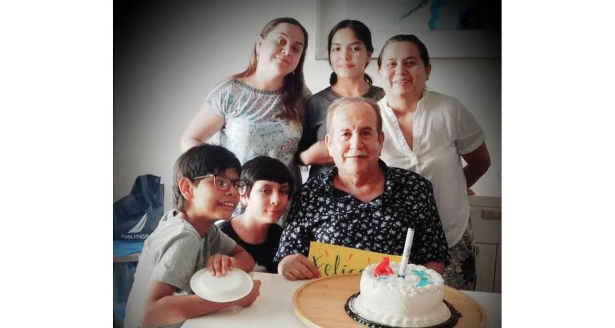 Ranulfo Víctor celebra un año más | El Imparcial de Oaxaca