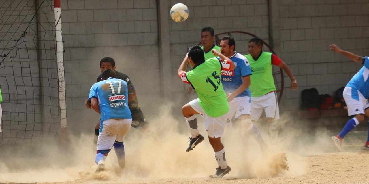 La Liga Premier de Veteranos sigue a la espera | El Imparcial de Oaxaca