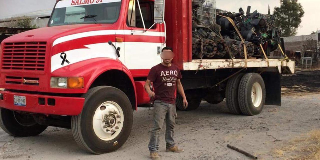 Roban camión con mercancía en carretera 190 | El Imparcial de Oaxaca