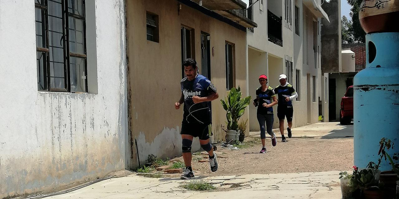 El reto Korima continúa con kilómetros con causa | El Imparcial de Oaxaca