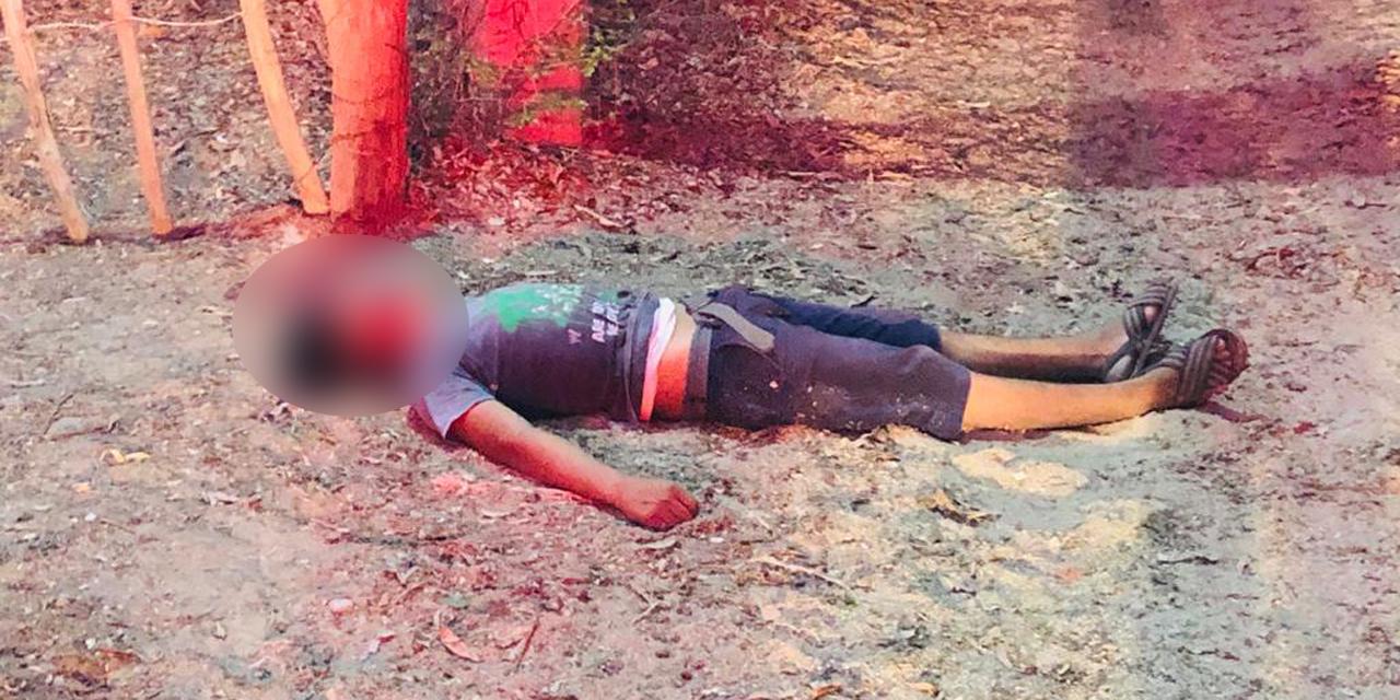 Balacera en tramo Juchitán-La Ventosa deja un muerto | El Imparcial de Oaxaca