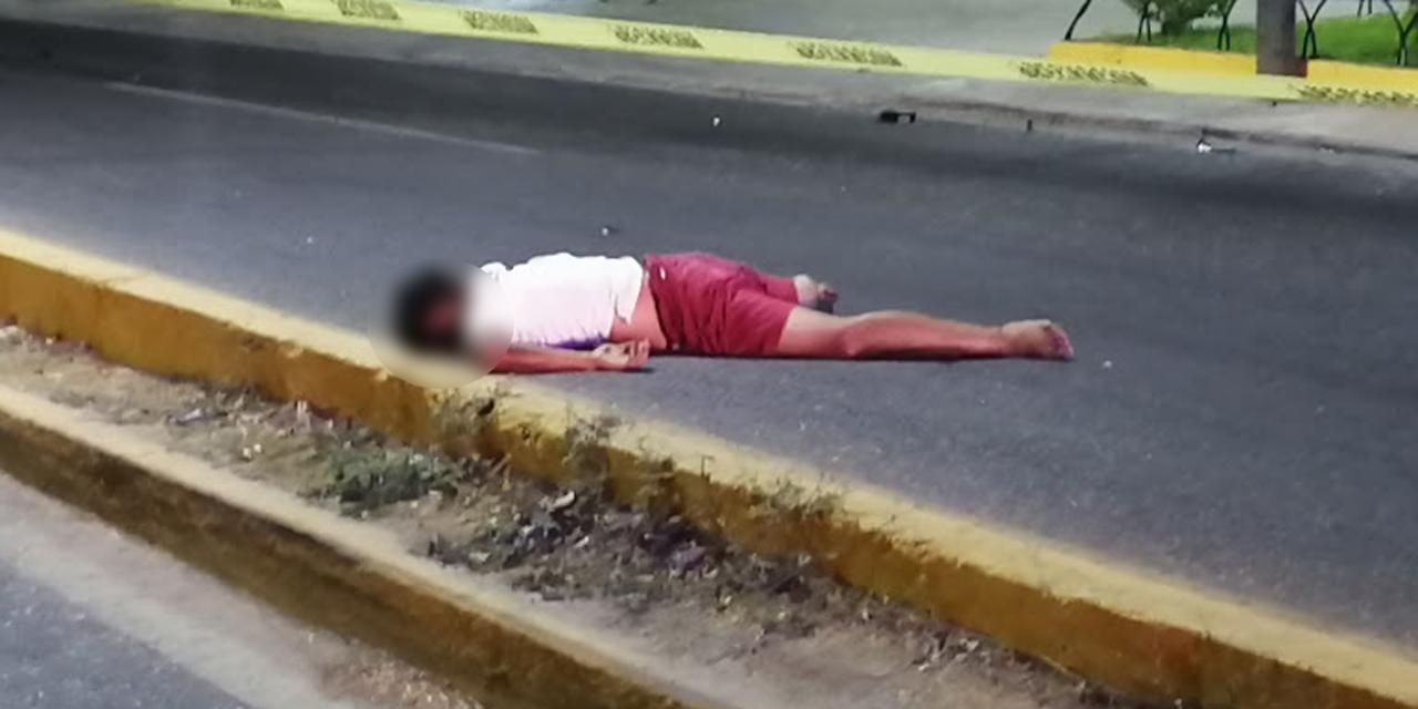 Fatal accidente cobra una víctima en Puerto Escondido | El Imparcial de Oaxaca