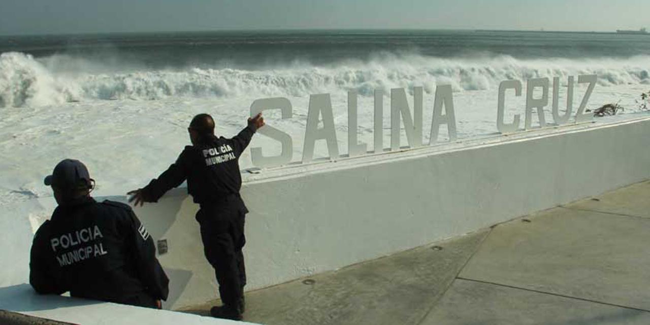 Alertan de mar de fondo en las costas oaxaqueñas | El Imparcial de Oaxaca