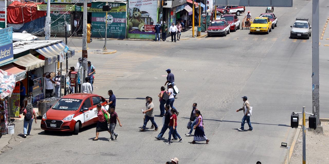 La Central, zona de alto contagio   El Imparcial de Oaxaca