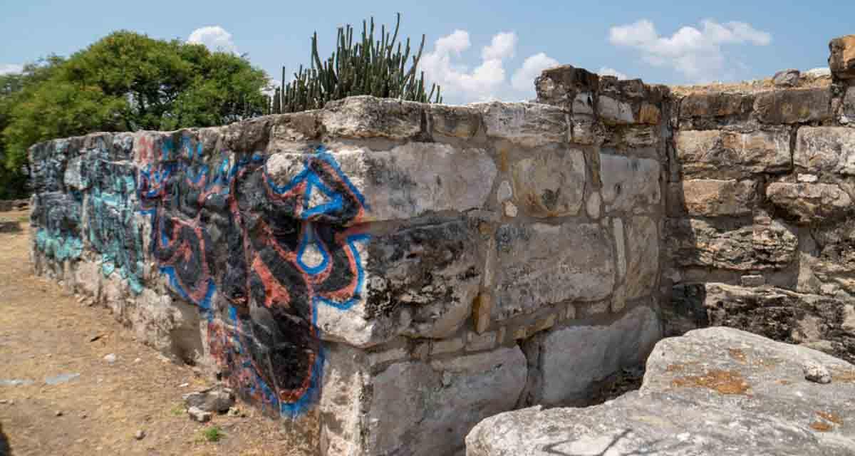 San José del Mogote, un gran pendiente