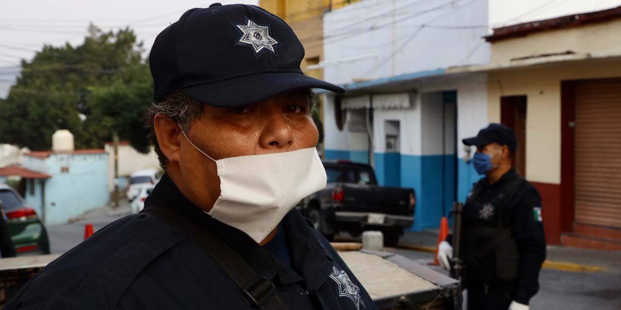 Policías padecen muertes y persecución por Covid-19 en Oaxaca | El Imparcial de Oaxaca