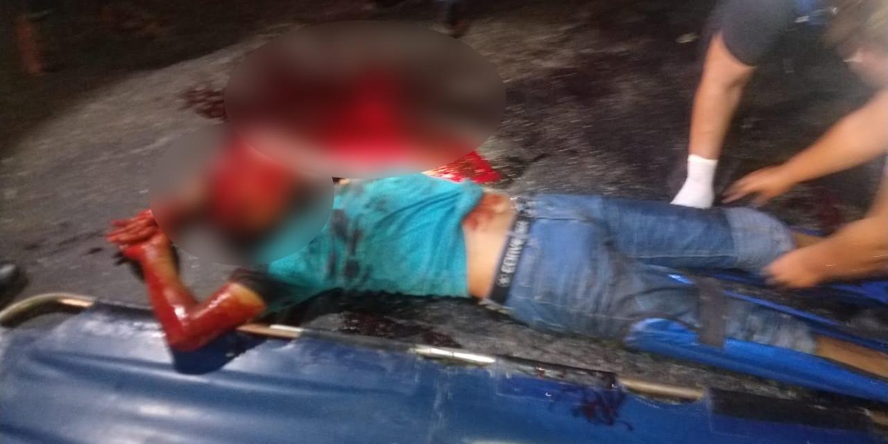 Trágico accidente en la Transistmíca | El Imparcial de Oaxaca