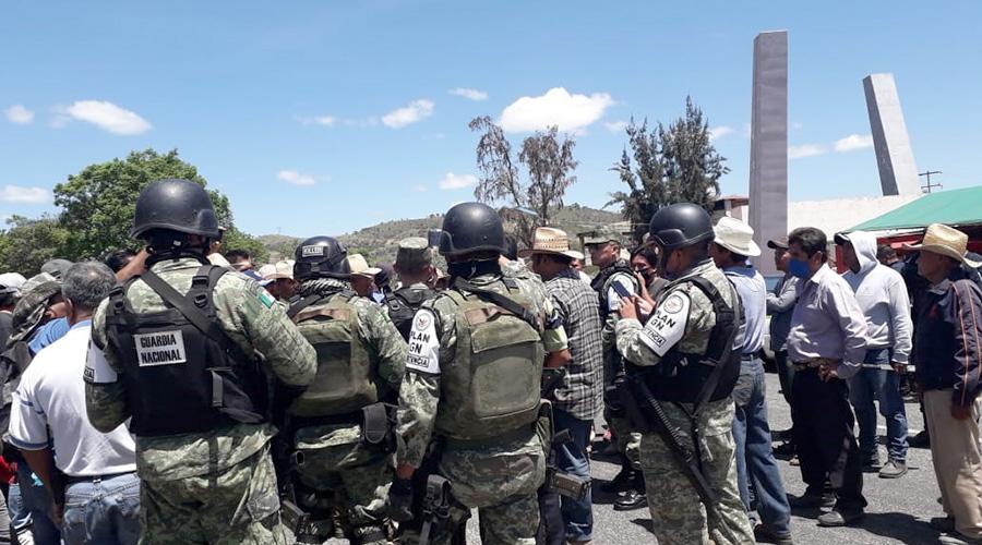 ¡Venadean a comuneros en Huitzo!   El Imparcial de Oaxaca