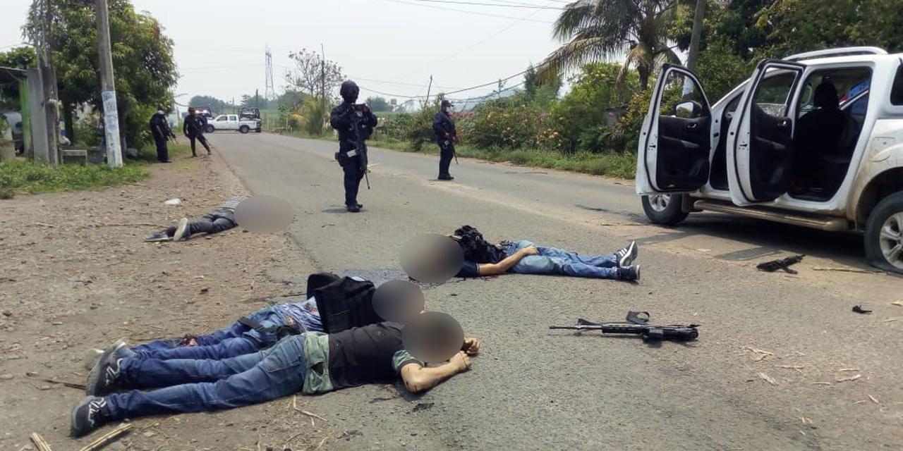 Balacera en la Cuenca del Papaloapan deja seis muertos   El Imparcial de Oaxaca