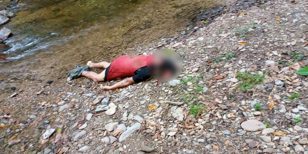 Ejecutan a presunto narcomenudista en Santo Domingo Petapa | El Imparcial de Oaxaca