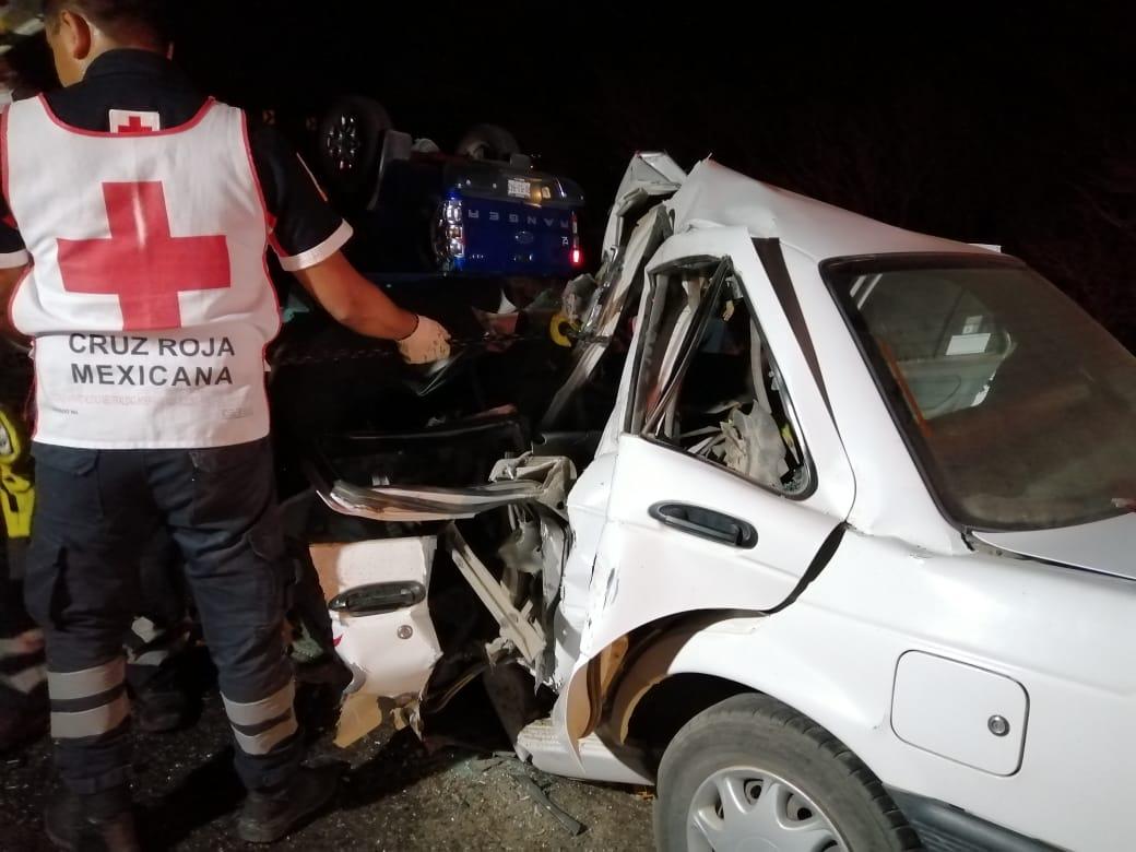 Empleado de Coca Cola pierde la vida en tramo Tehuantepec – Jalapa del Marqués