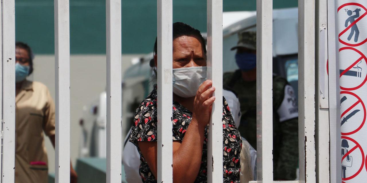 Covid-19 no da tregua en Oaxaca | El Imparcial de Oaxaca