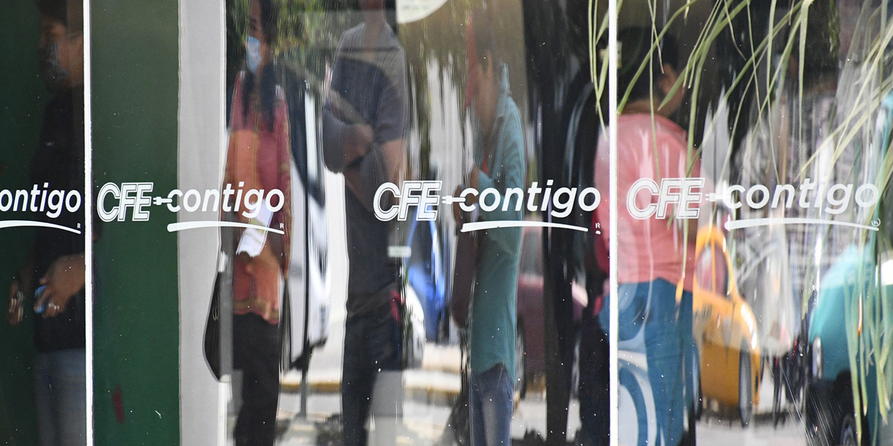 Más tiempo en casa aumenta uso de energía eléctrica: CFE | El Imparcial de Oaxaca