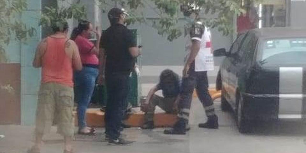 Abejas atacan a un indigente en Salina Cruz | El Imparcial de Oaxaca