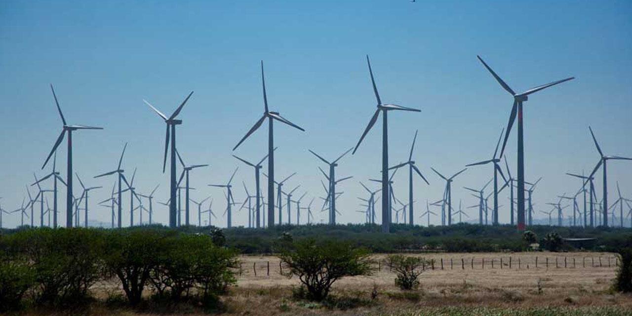 La 4T mete freno a energías renovables | El Imparcial de Oaxaca