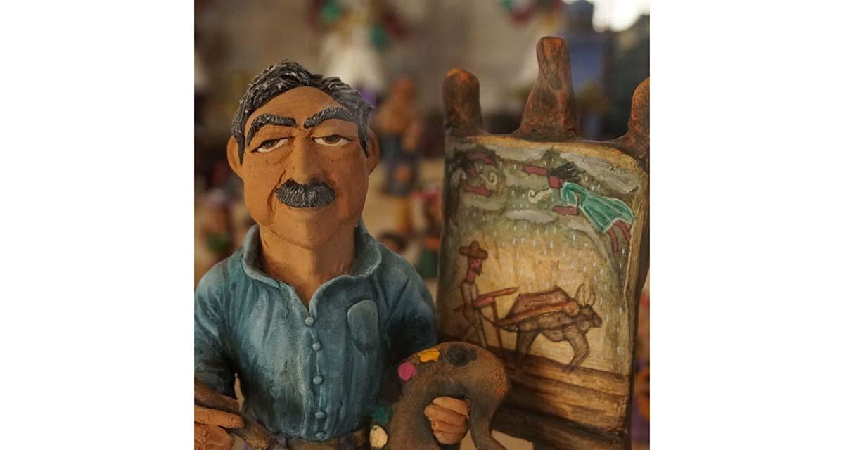 Rodolfo Morales, a 95 años de su natalicio