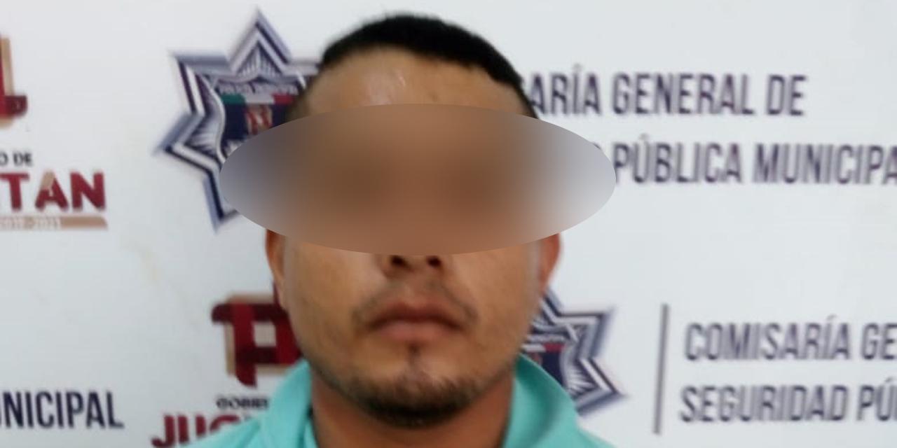 Detienen a sujeto con arma de fuego en carretera a Tehuantepec   El Imparcial de Oaxaca