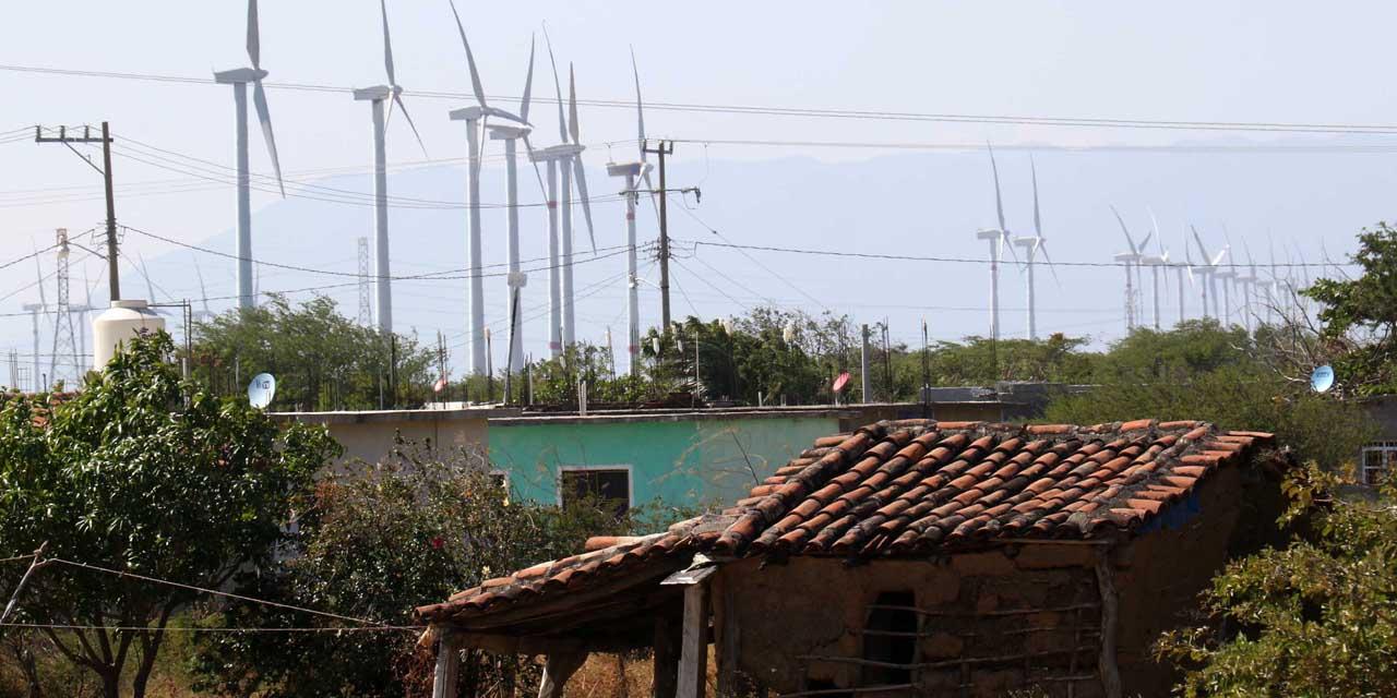 Amparos dan respiro a eólicas en el Istmo | El Imparcial de Oaxaca