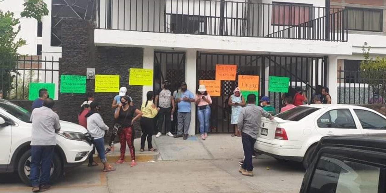 Exigen abrir comercios en Ciudad Ixtepec | El Imparcial de Oaxaca
