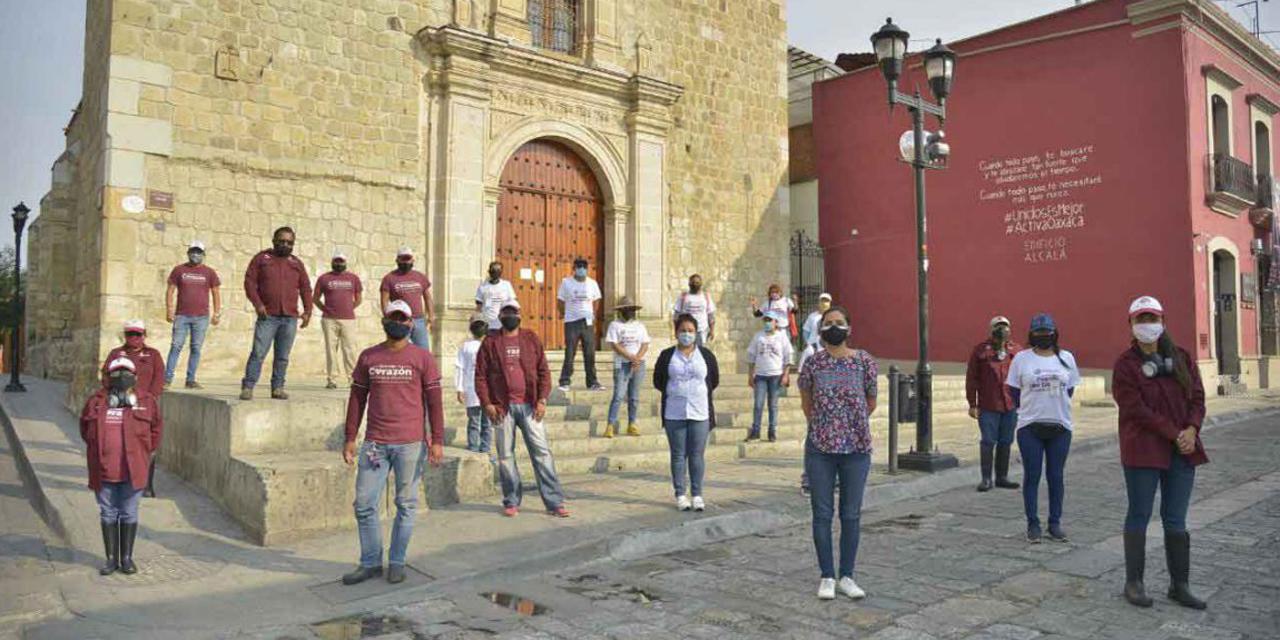 Suspenden temporalmente Labor Comunitaria en Oaxaca por Covid-19 | El Imparcial de Oaxaca
