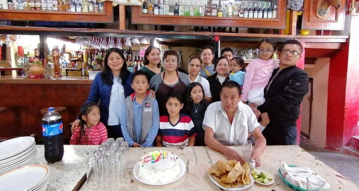 ¡Felicidades Sebastián, que tengas más fiestas así para celebrar!   El Imparcial de Oaxaca