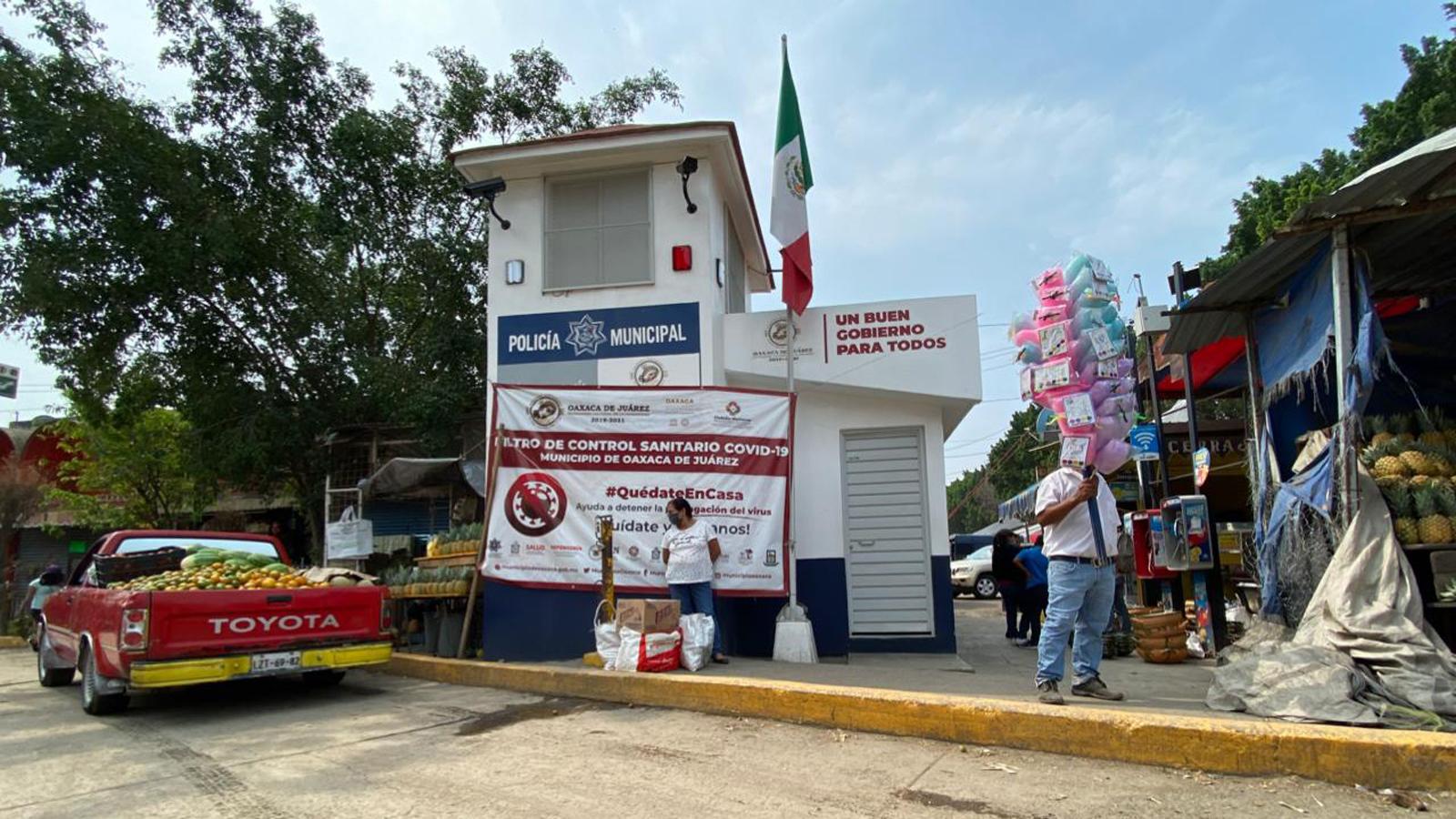 Reportan segundo deceso de policías municipales por Covid-19 | El Imparcial de Oaxaca