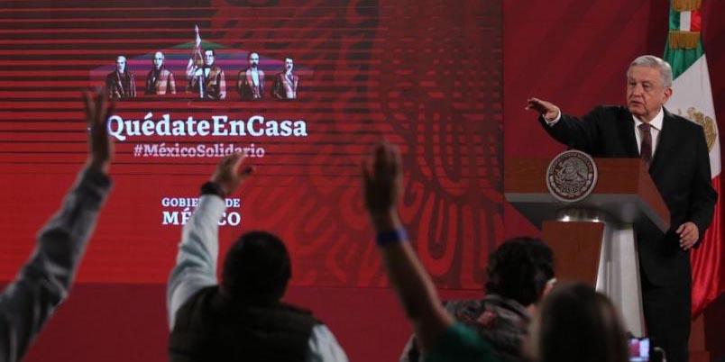 Se evitó colapso del sistema de salud, dice AMLO sobre pandemia | El Imparcial de Oaxaca