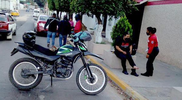 Taxista arrolla a motociclista en el exMarquesado | El Imparcial de Oaxaca