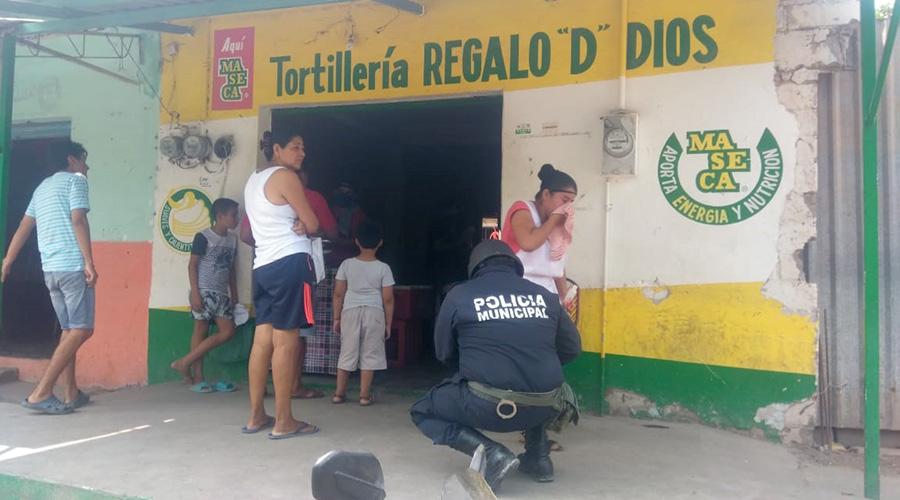 Asaltan tortillería en Juchitán | El Imparcial de Oaxaca