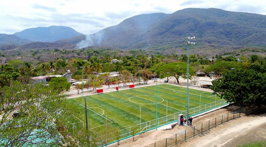 En Huatulco tendrán nuevo espacio deportivo | El Imparcial de Oaxaca
