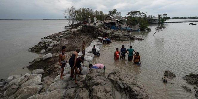 Ciclon en Bangladesh e India deja al menos 84 muertos | El Imparcial de Oaxaca