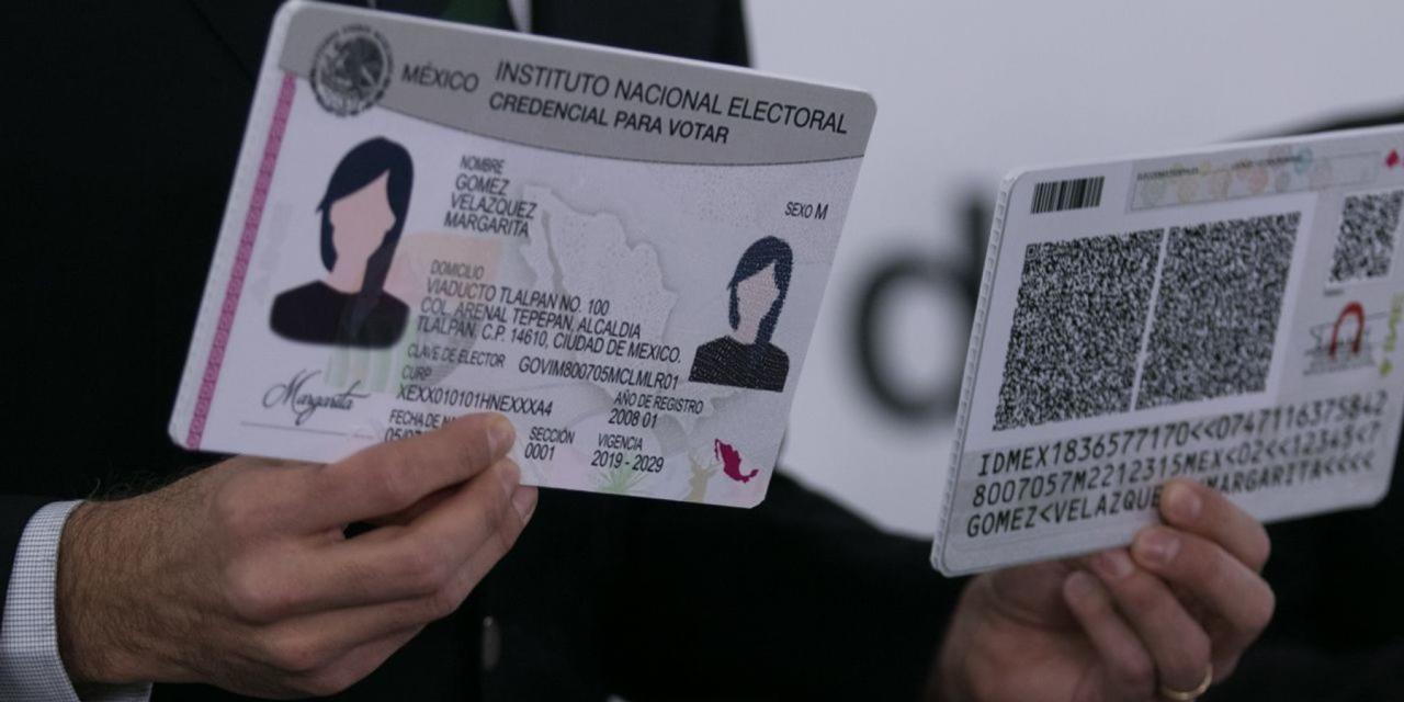 Constancia digital del INE tiene vigencia de 3 meses | El Imparcial de Oaxaca