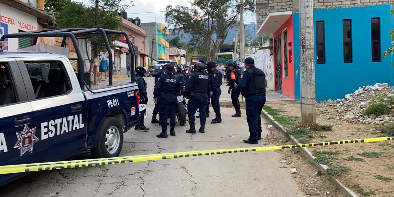 Se desata la balacera en Mexicápam | El Imparcial de Oaxaca