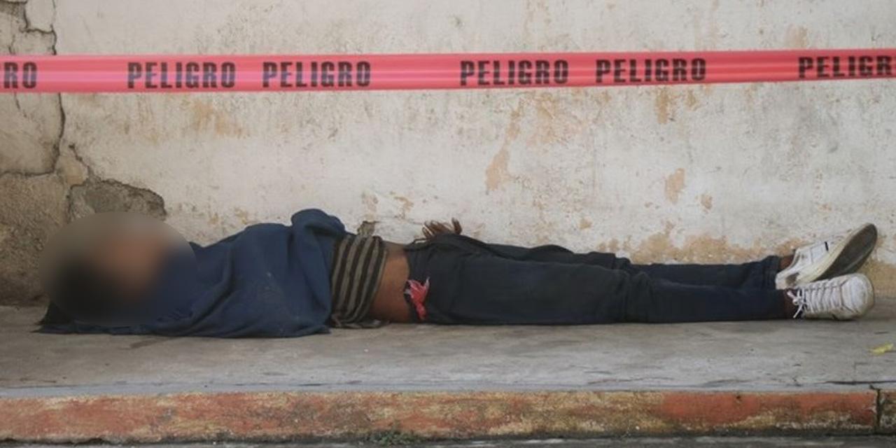Hallan a indigente muerto en Tuxtepec | El Imparcial de Oaxaca