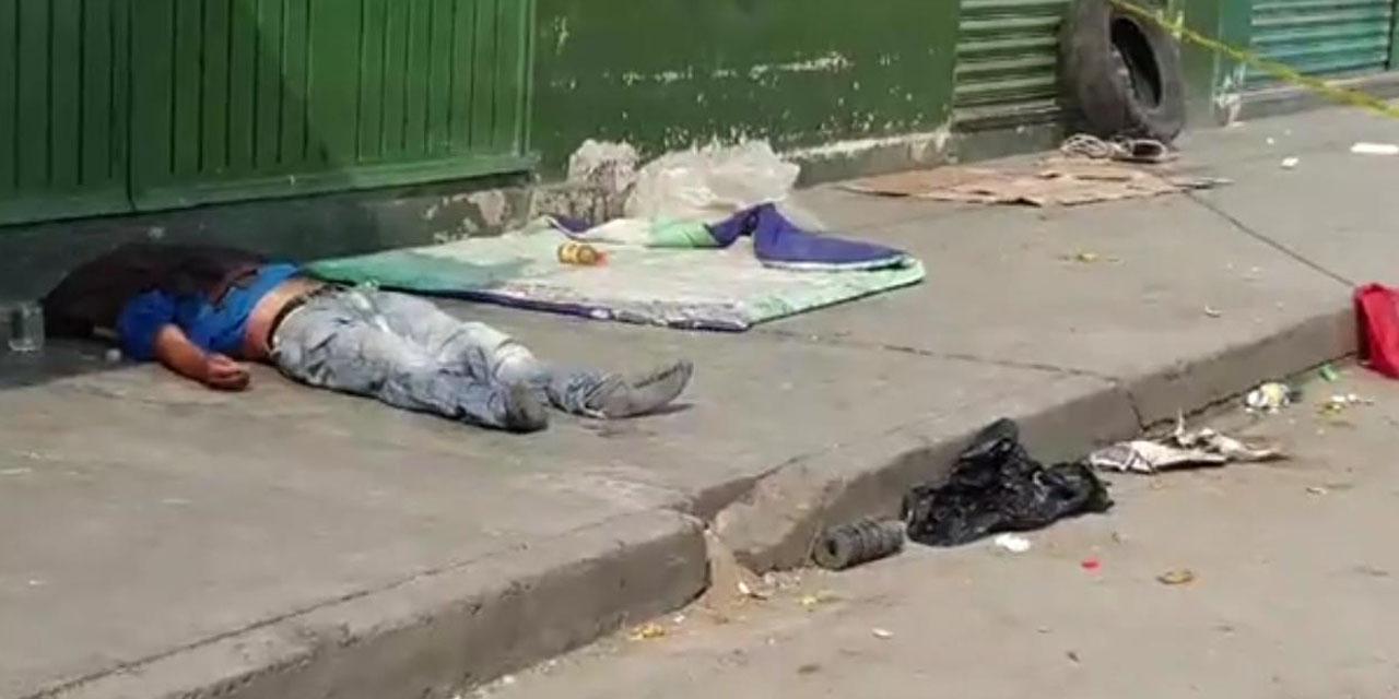 Indigentes mueren en vía pública en Oaxaca | El Imparcial de Oaxaca
