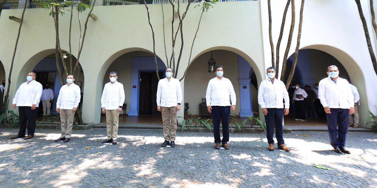 Gobernadores rechazan semáforo de 'nueva normalidad' | El Imparcial de Oaxaca
