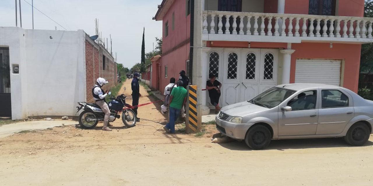 Ejecutan a 3 personas en Zimatlán | El Imparcial de Oaxaca