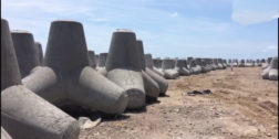 Se disputan construcción de obra Rompeolas Oeste en Salina Cruz