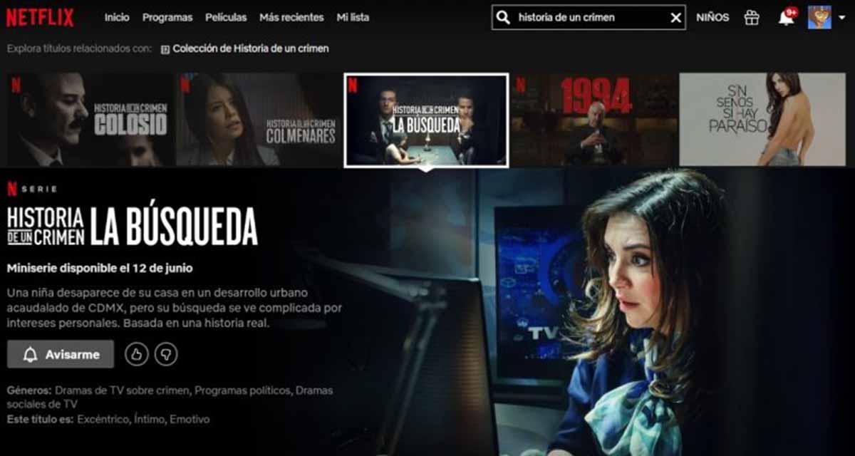 Netflix prepara serie basada en el caso de la niña Paulette | El Imparcial de Oaxaca