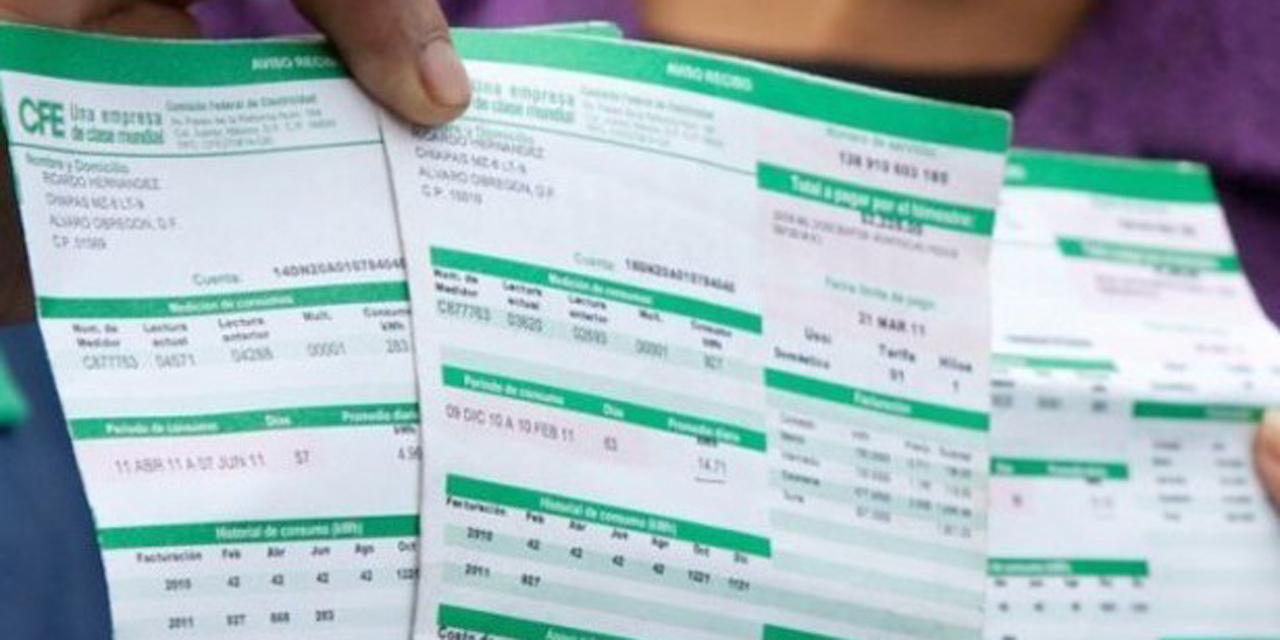 Crece molestia por alzas en tarifas de electricidad   El Imparcial de Oaxaca